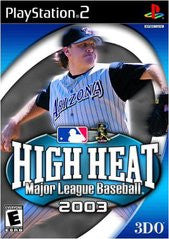 High Heat Major League Baseball 2003 (Playstation 2) Pre-Owned: Game, Manual, and Case