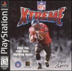 NFL Xtreme (Playstation 1) Pre-Owned: Game, Manual, and Case