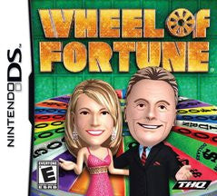 Wheel Of Fortune (Nintendo DS) NEW