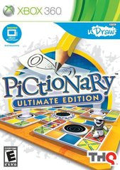 uDraw Pictionary: Ultimate Edition (Xbox 360) Pre-Owned: Game, Manual, and Case