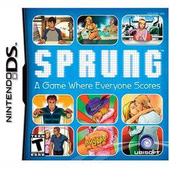 Sprung (Nintendo DS) Pre-Owned: Cartridge Only
