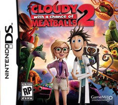 Cloudy Chance Meatballs 2 (Nintendo DS) NEW