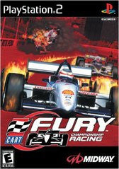 Cart Fury (Playstation 2) Pre-Owned: Game, Manual, and Case