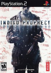 Indigo Prophecy (Playstation 2) Pre-Owned: Game, Manual, and Case