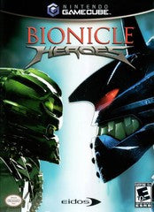 Bionicle Heroes (Nintendo GameCube) Pre-Owned: Game, Manual, and Case
