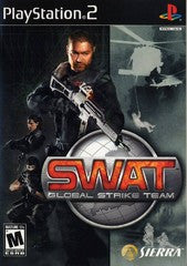 SWAT Global Strike Team (Playstation 2) Pre-Owned: Game, Manual, and Case