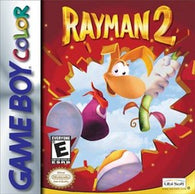Rayman 2 (Game Boy Color) Pre-Owned: Cartridge Only