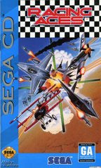 Racing Aces (Sega CD) Pre-Owned: Game, Manual, and Case