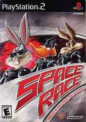Looney Tunes Space Race (Playstation 2) Pre-Owned: Game, Manual, and Case
