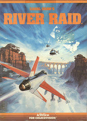 River Raid (ColecoVision) Pre-Owned: Cartridge Only