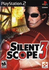 Silent Scope 3 (Playstation 2) Pre-Owned: Game, Manual, and Case