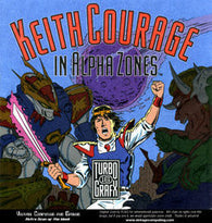 Keith Courage in Alpha Zones (TurboGrafx 16) Pre-Owned: Game, Manual, and Case