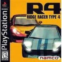 Ridge Racer Type 4 (Playstation 1) Pre-Owned: Game and Case