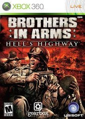 Brothers in Arms Hell's Highway (Xbox 360) Pre-Owned: Game, Manual, and Case