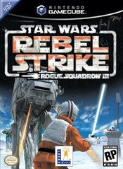Star Wars: Rebel Strike - Rogue Squadron III (Nintendo GameCube) Pre-Owned: Game, Manual, and Case