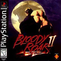 Bloody Roar II (Playstation 1) Pre-Owned: Game and Case