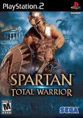 Spartan: Total Warrior (Playstation 2) Pre-Owned: Game, Manual, and Case