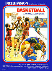NBA Basketball (Intellivision) Pre-Owned: Cartridge Only