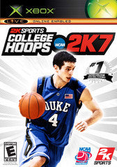 College Hoops NCAA 2K7 (Xbox) Pre-Owned: Game, Manual, and Case
