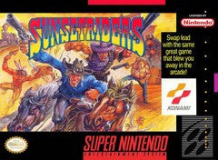 Sunset Riders (Super Nintendo) Pre-Owned: Cartridge Only