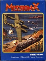 Mission X (Intellivision) Pre-Owned: Cartridge Only