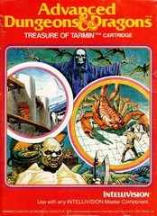 Advanced Dungeons & Dragons: Treasure of Tarmin (Intellivision) Pre-Owned: Cartridge Only