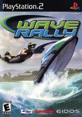 Wave Rally (Playstation 2) Pre-Owned: Game, Manual, and Case