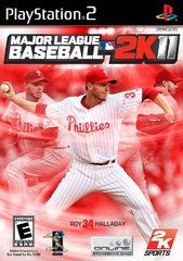Major League Baseball 2K11 (Playstation 2) Pre-Owned