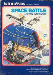 Space Battle (Intellivision) Pre-Owned: Cartridge Only