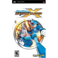 Mega Man Maverick Hunter X (Playstation Portable / PSP) Pre-Owned: Game, Manual, and Case