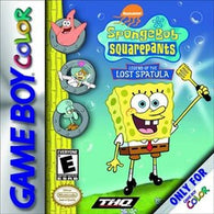 SpongeBob SquarePants: Legend of the Lost Spatula (Nintendo Game Boy Color) Pre-Owned: Cartridge Only