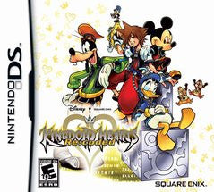 Kingdom Hearts: Re:coded (Nintendo DS) Pre-Owned: Game, Manual, and Case