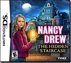 Nancy Drew The Hidden Staircas (Nintendo DS) Pre-Owned: Game, Manual, and Case