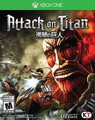 Attack on Titan (Xbox One) Pre-Owned