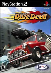 Top Gear Daredevil (Playstation 2) Pre-Owned: Game, Manual, and Case