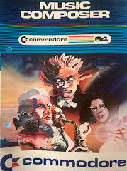Music Composer (Commodore 64) Pre-Owned: Cartridge Only