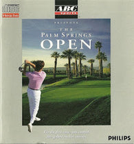 ABC Sports Presents: The Palm Springs Open (Philips CD-i) Pre-Owned