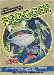 Frogger (Intellivision) Pre-Owned: Cartridge Only