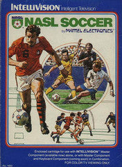 NASL Soccer (Intellivision) Pre-Owned: Cartridge Only