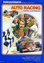 Auto Racing (Intellivision) Pre-Owned: Cartridge Only