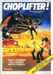 Choplifter! (ColecoVision) Pre-Owned: Cartridge Only
