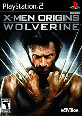 X-Men Origins: Wolverine (Playstation 2) Pre-Owned: Game and Case