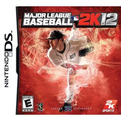 Major League Baseball 2K12 (Nintendo DS) Pre-Owned: Game, Manual, and Case