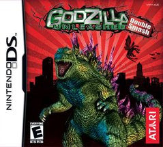 Godzilla Unleashed (Nintendo DS) Pre-Owned: Game, Manual, and Case