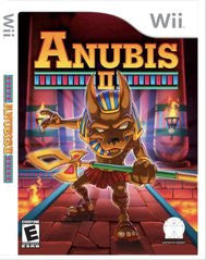 Anubis II (Nintendo Wii) Pre-Owned: Game and Manual