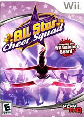 All-Star Cheer Squad (Nintendo Wii) Pre-Owned: Game, Manual, and Case