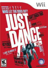 Just Dance (Nintendo Wii) Pre-Owned: Game, Manual, and Case