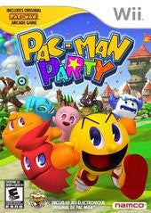 Pac-Man Party (Nintendo Wii) Pre-Owned: Game, Manual, and Case