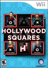 The Hollywood Squares (Nintendo Wii) Pre-Owned: Game, Manual, and Case