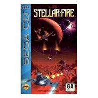 Stellar Fire (Sega CD) Pre-Owned: Game, Manual, and Case